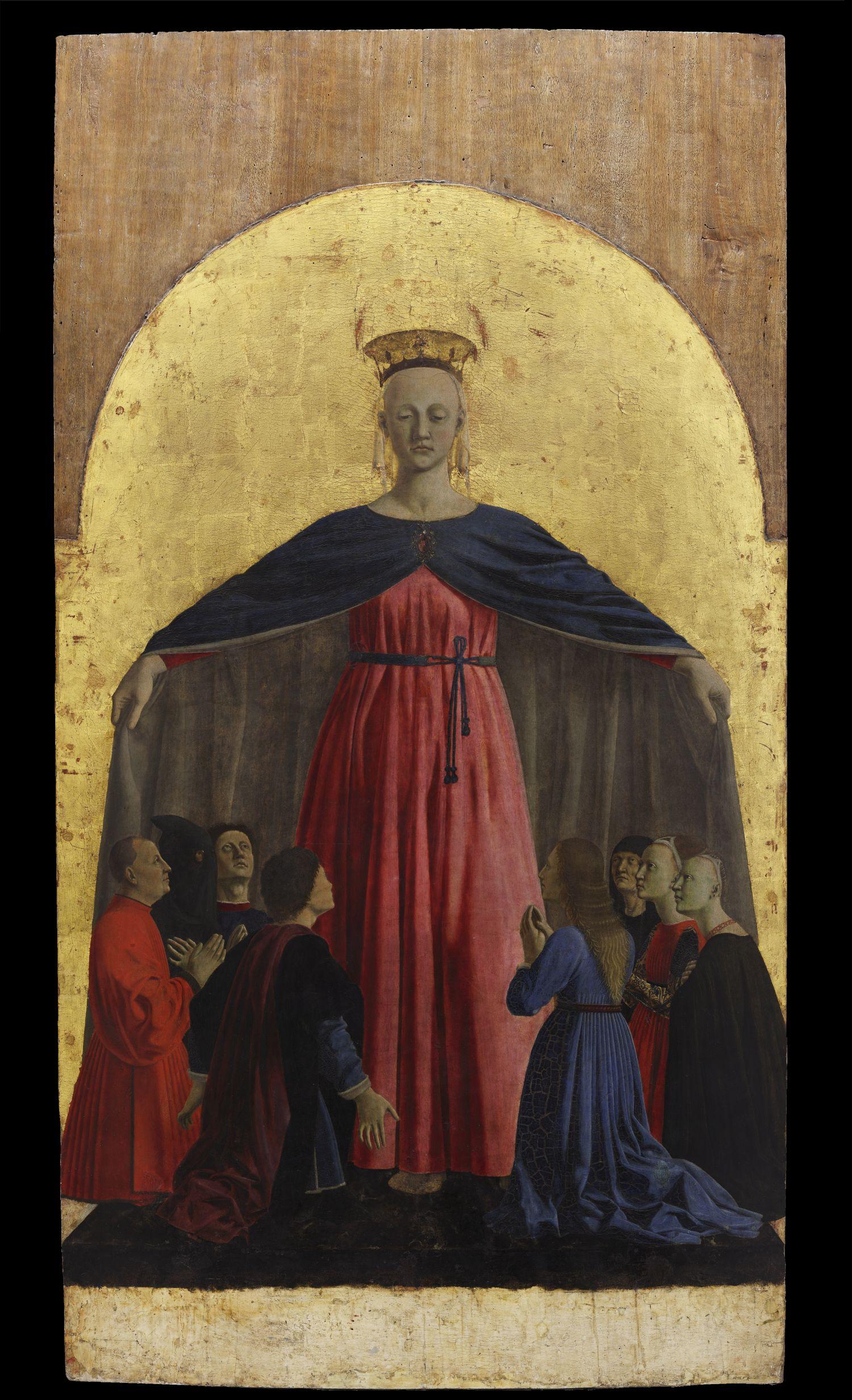 Piero della Francesca Palazzo Marino Milano