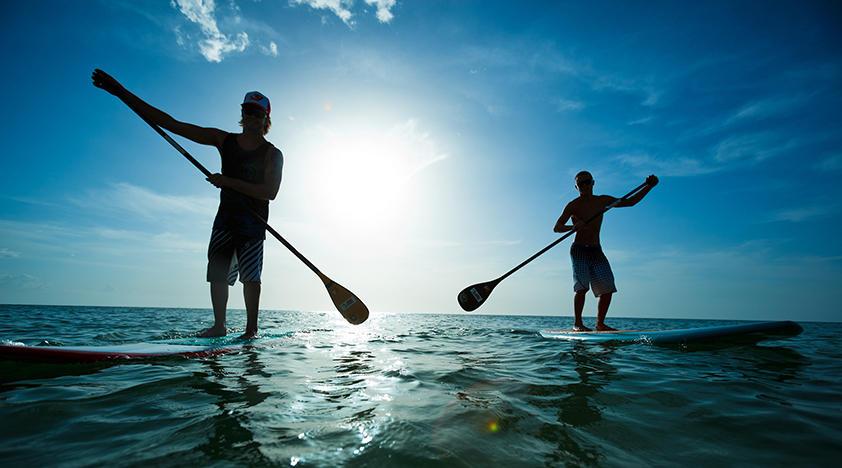 paddle boarding hawaii