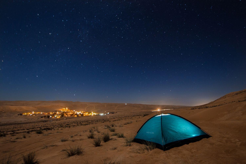 deserto omanita