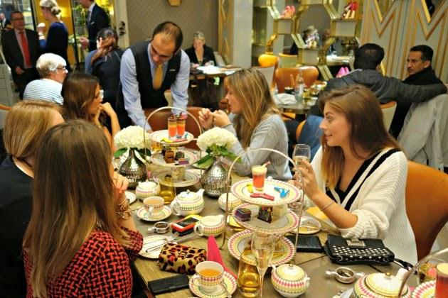 Berkeley tea tgtourism for Tassa di soggiorno londra