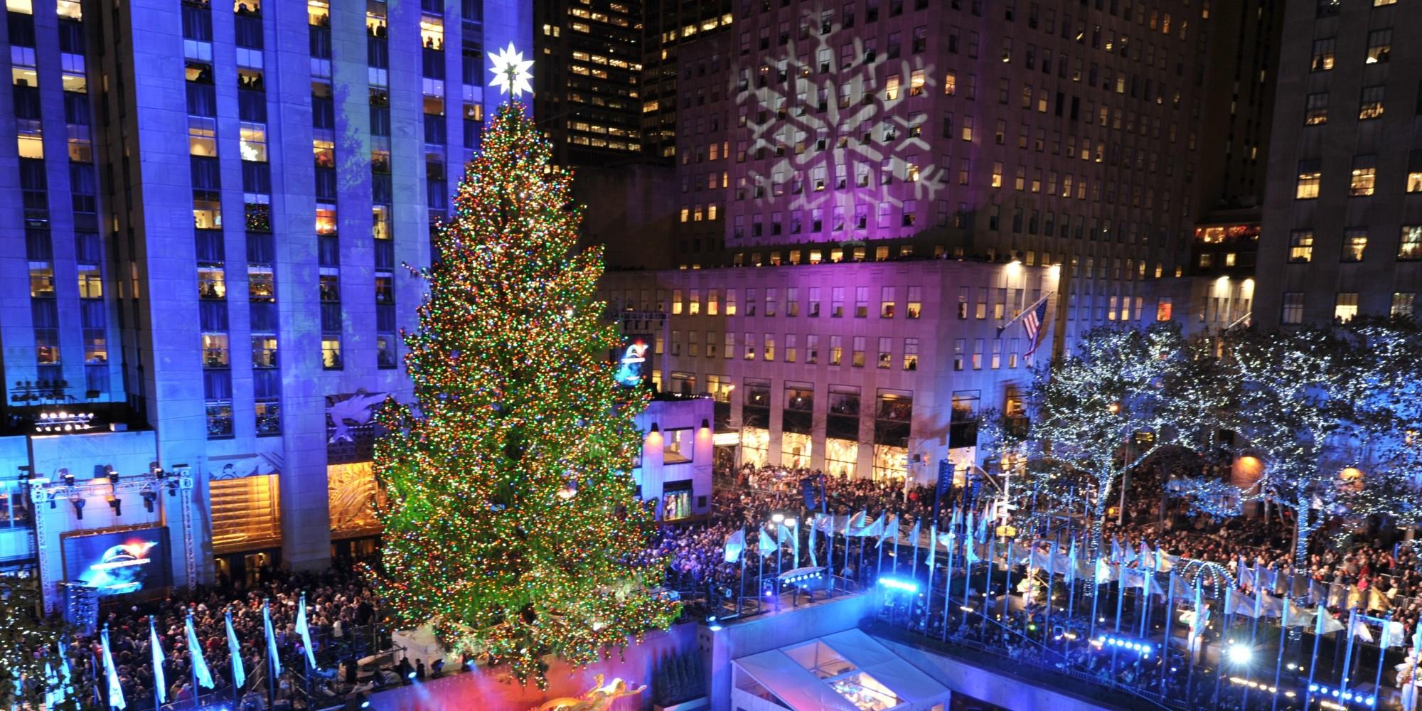 Natale e capodanno a new york tutti gli eventi da non for Immagini new york a natale