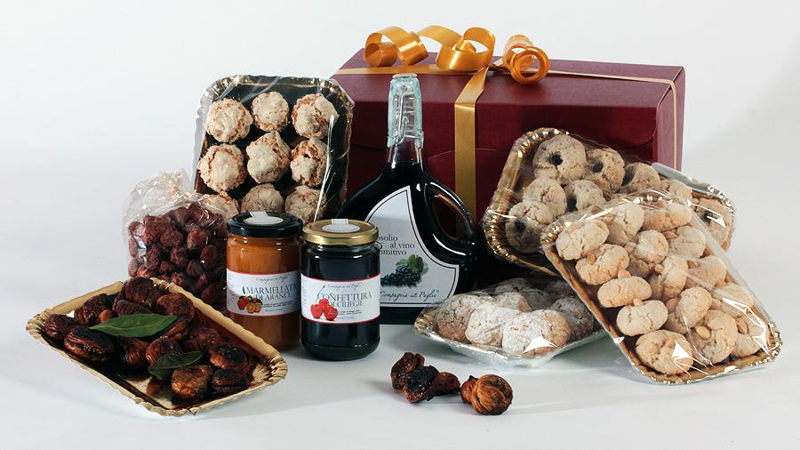 Très Cesti natalizi DOP e IGP, quest'anno sotto l'albero i prodotti  OY17