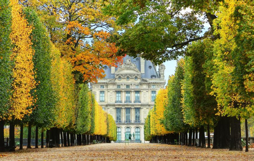 Tuileries, Francia
