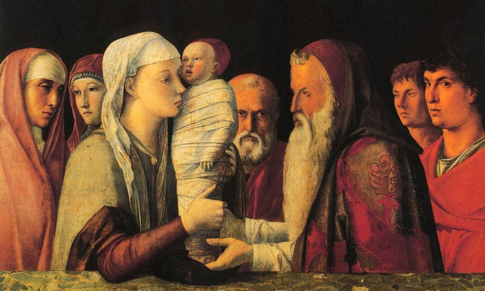 Giovanni Bellini, Presentazione al Tempio