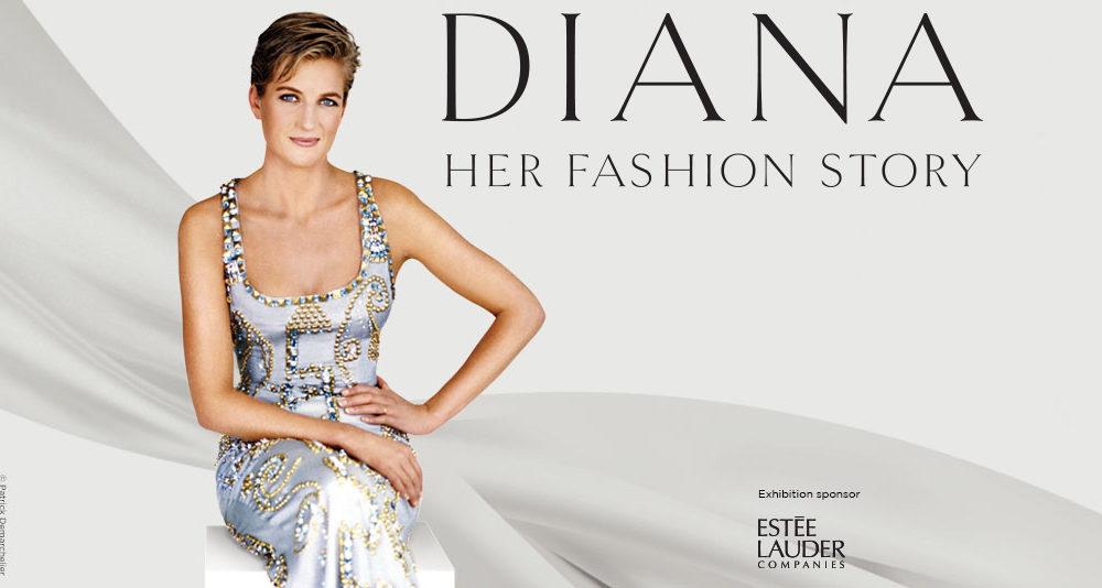 I vestiti di Lady Diana in mostra a Londra 3ccc1378340