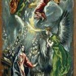 L'annunciazione, El Greco