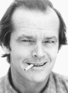 Jack Nicholson Snowdon