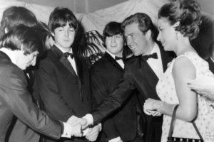 Lord Snowdon, la Principessa Margaret e i Beatles