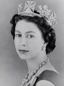 Ritratto della Regina Elisabetta, Lord Snowdon