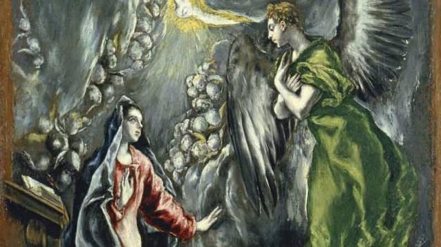 Annunciazione di Toledo, El Greco