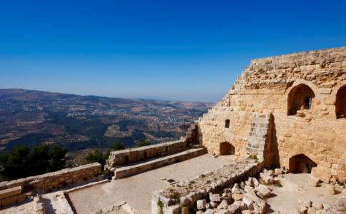 Giordania Panorama