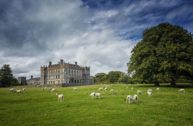 Borris House, Irlanda