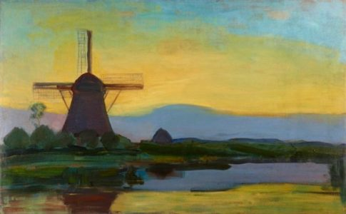 The Discovery of Mondrian, Den Haag, 3 giugno 24 settembre 2017