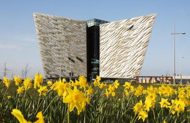 Titanic Belfast, Irlanda