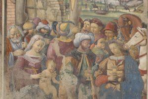 Adorazione dei Magi, Museo San Pietro, Colle Val D'Elsa, Siena