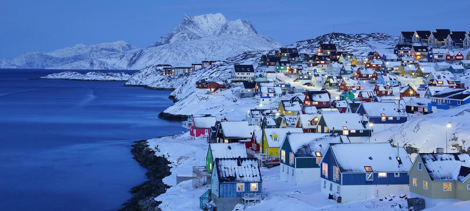 Groenlandia, terra dei ghiacciai e non solo