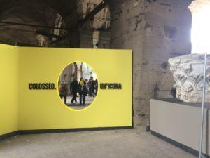 Colosseo, un'icona