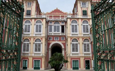 Palazzo Reale Genova, il quale presenta l