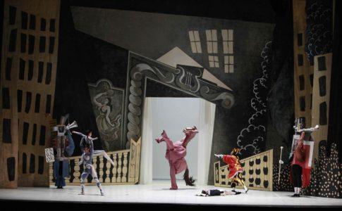 Picasso a Roma 100 anni fa, Teatro dell'Opera, Roma, 10 aprile 2017