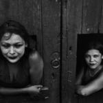 Prostitute. Calle Cuauhtemoctzin, Città del Messico, Messico 1934 (Henri Cartier-Bresson)