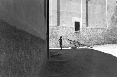 Fotografia di Bresson: Salerno, Italia 1933