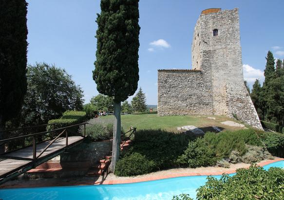 castello tornano, chianti, gaiole, relais, toscana