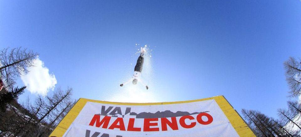 Freestyle nel territorio tra Sondrio e Valmalenco