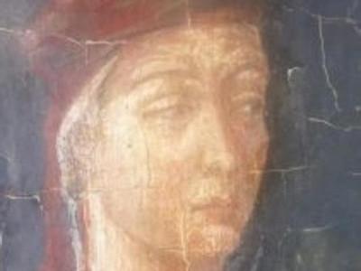Ritratto Dante giovane