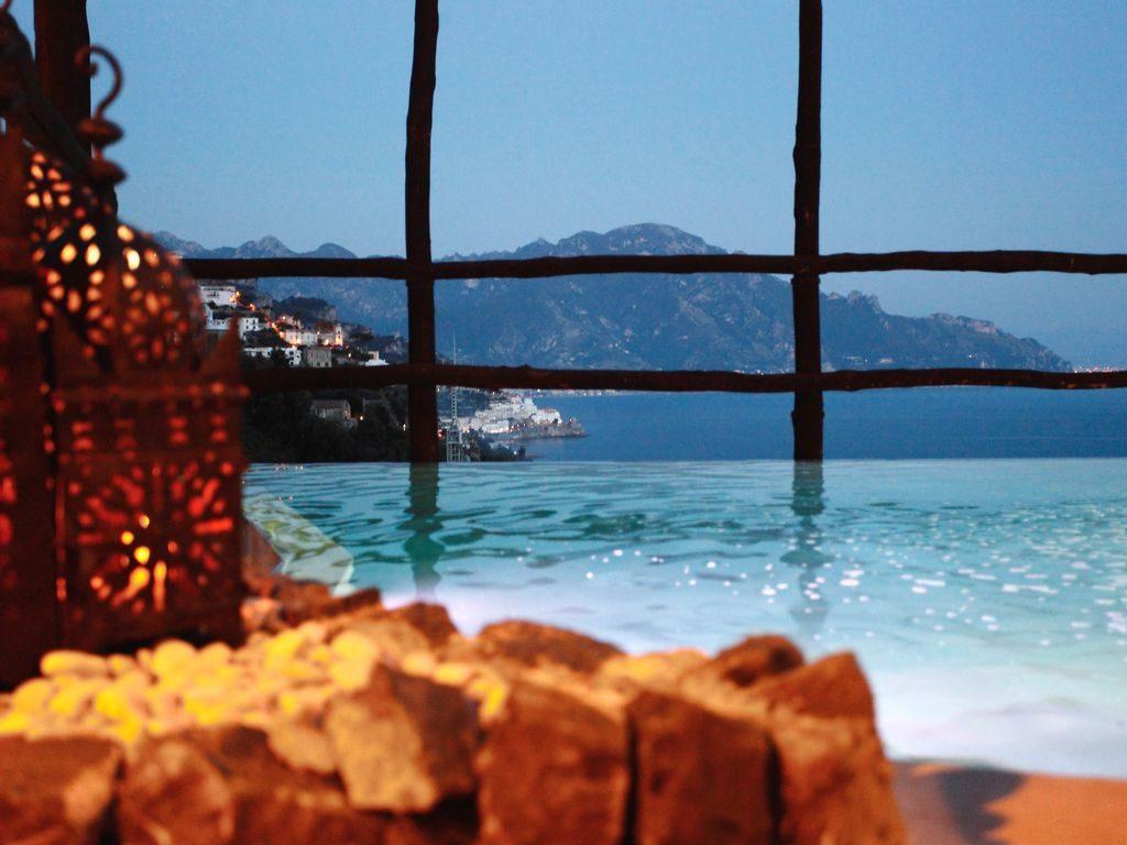Homeaway: Finestra con vista al mare di Amalfi