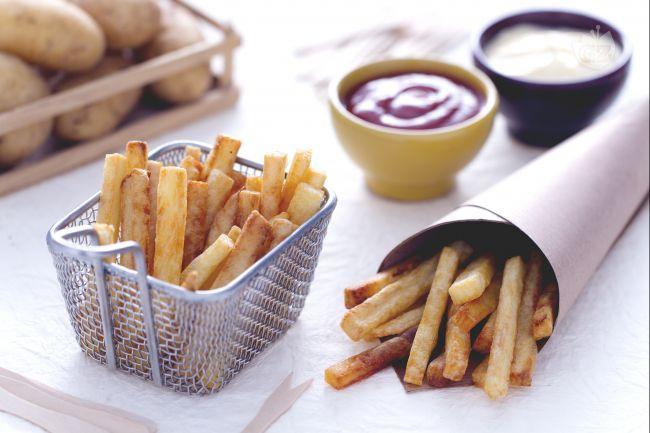 frites belgique