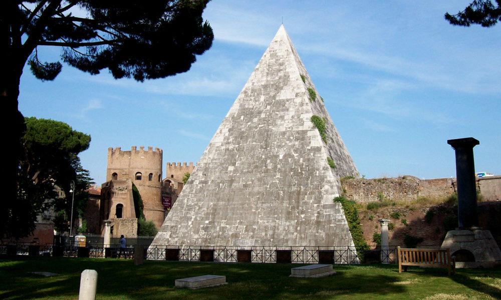 Piramide di Roma, Europa Nostra Awards 2017