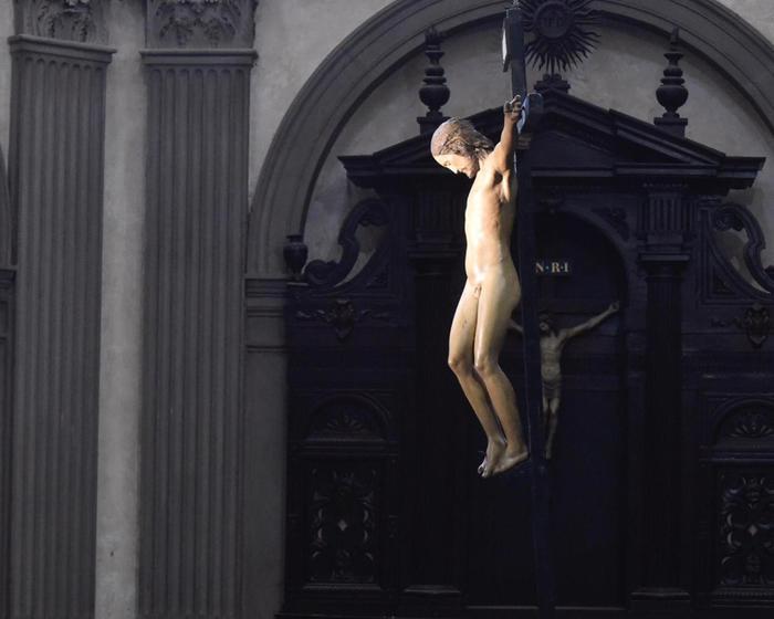 Il Cristo di Michelangelo