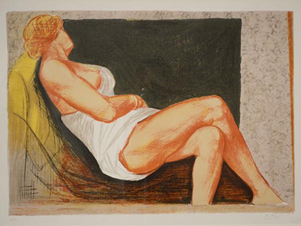 Achille Funi, Nudo femminile