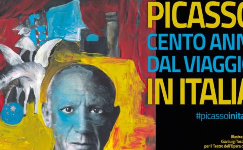 Iniziative Centenario Picasso