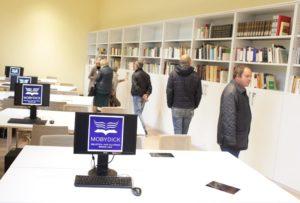 Biblioteca Moby Dick