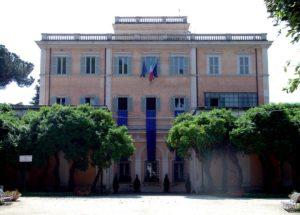 Biblioteca della Società Geografica Italiana