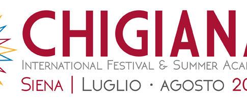 Chigiana Festival Locandina