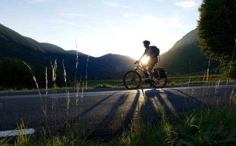 Cicloturismo. Viaggiare in bici