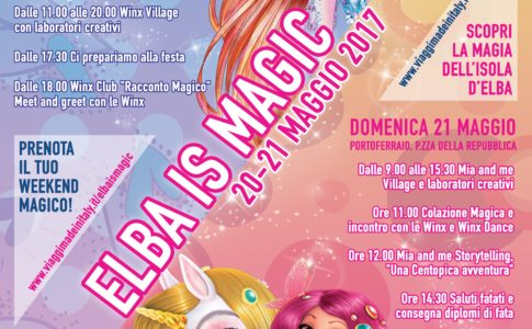 Elba is Magic Winx