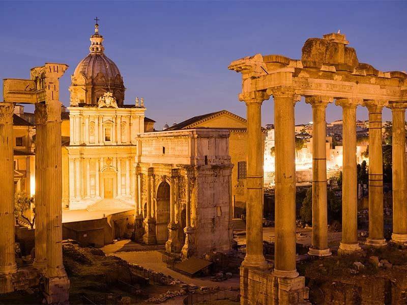 Buon Compleanno Roma: 2770 anni per la città eterna