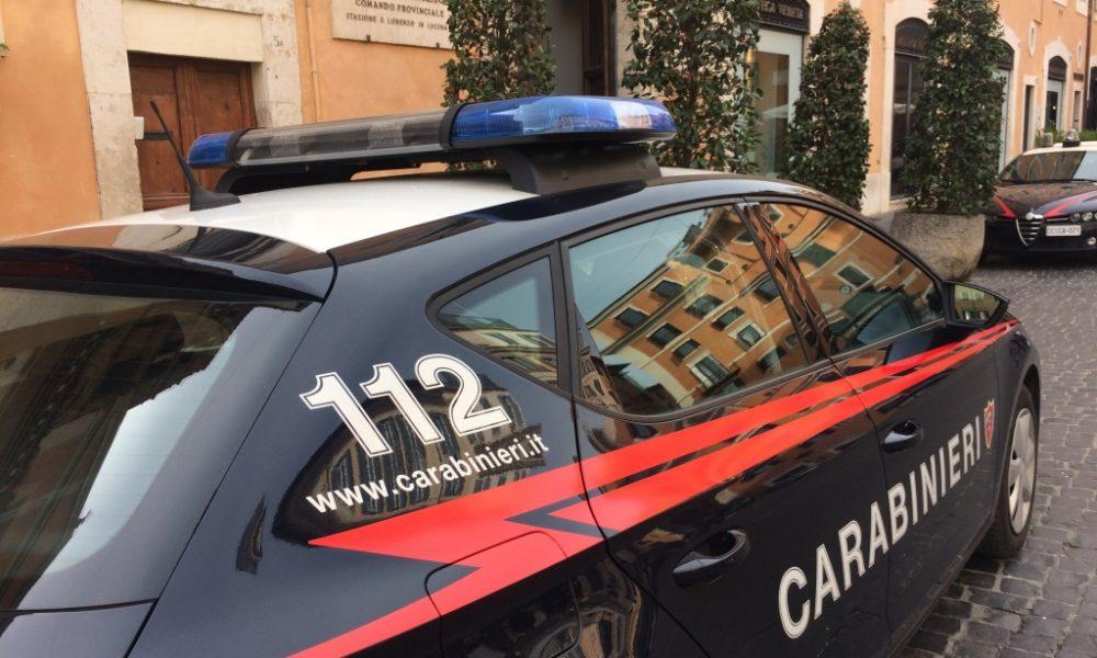 Senza fissa dimora denunciato dai Carabinieri della Stazione Mobile di Piazza del Popolo