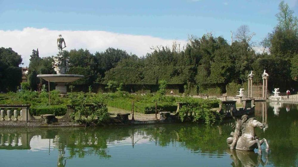 Il Giardino di Boboli, Firenze