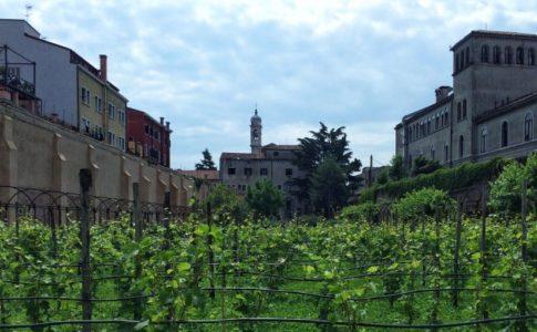 Il giardino mistico dei Frati Carmelitani
