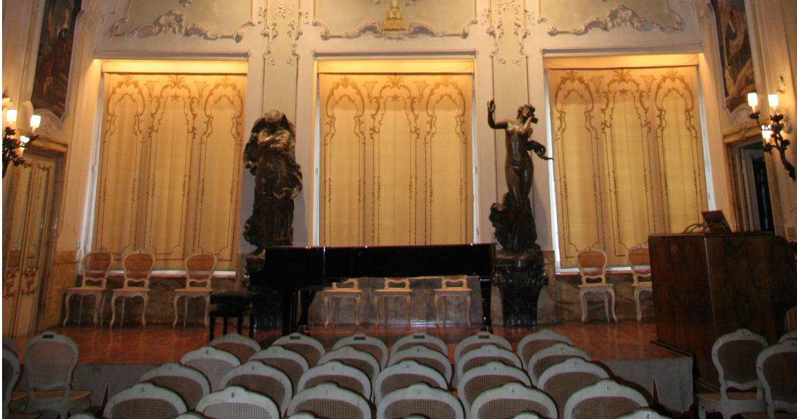 La Chigiana - Salone dei concerti