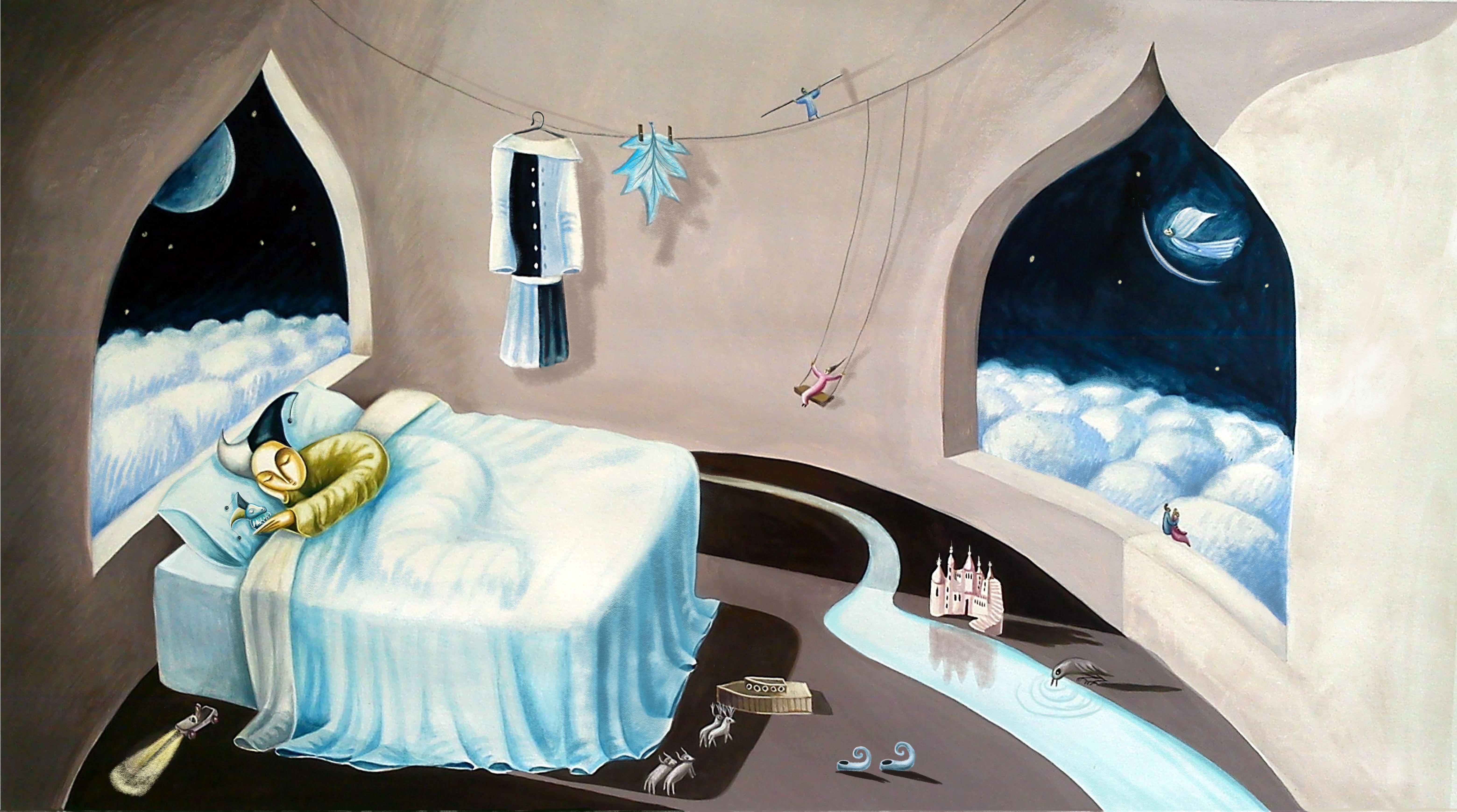La mia camera da letto - Bimba Landmann - TgTourism