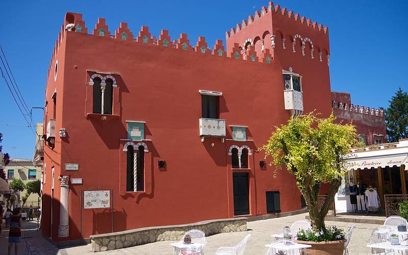 Casa Rossa di Anacapri