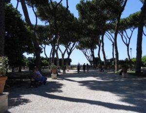 Parco Savelli o Giardino degli Aranci.