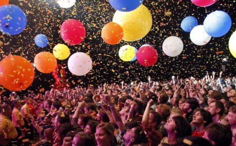OFF Festival a Katowice, Poland. Photograph