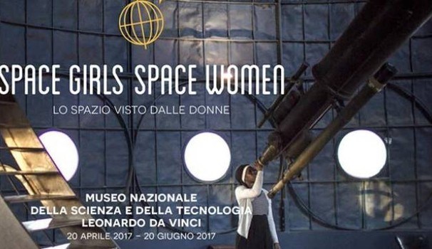 Space world, space women