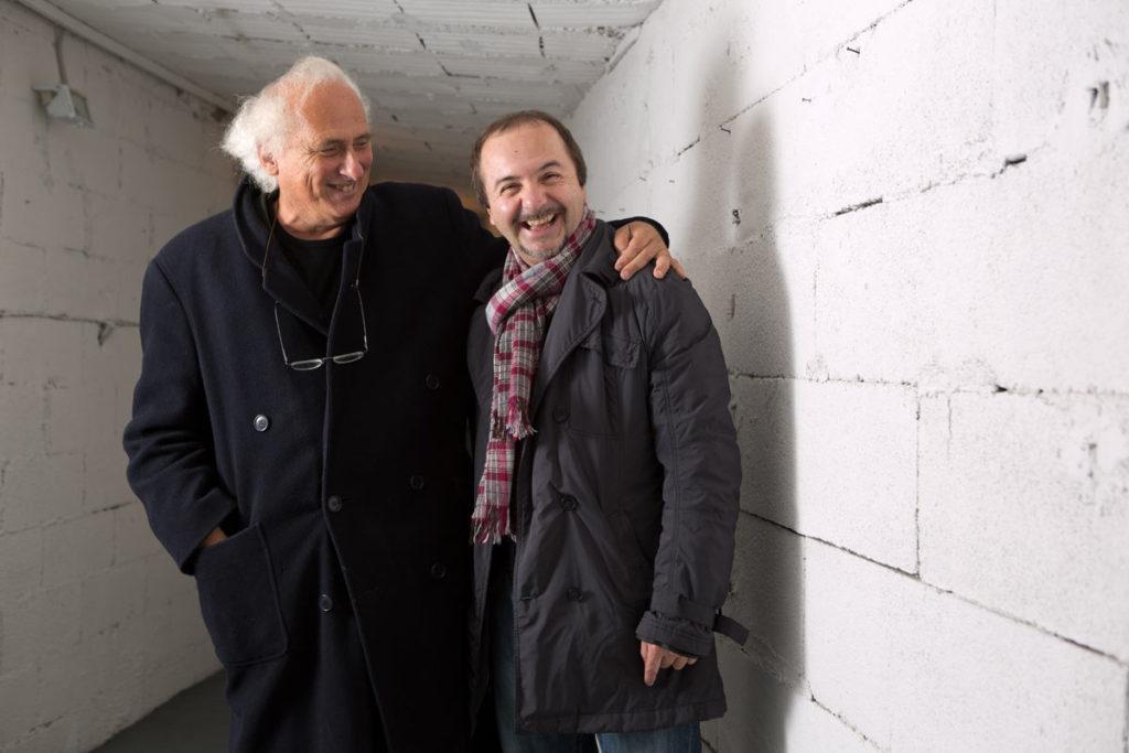 Stefano Benni & Umberto Petrin (in programma al Vicenza Jazz)